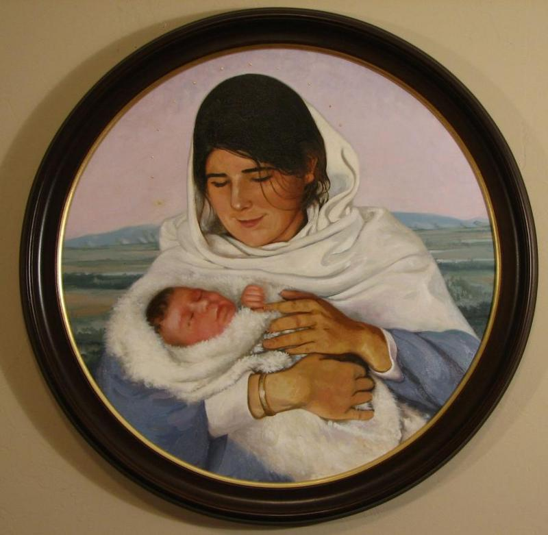 ARC_Aaron_Holland_Mother_and_Child